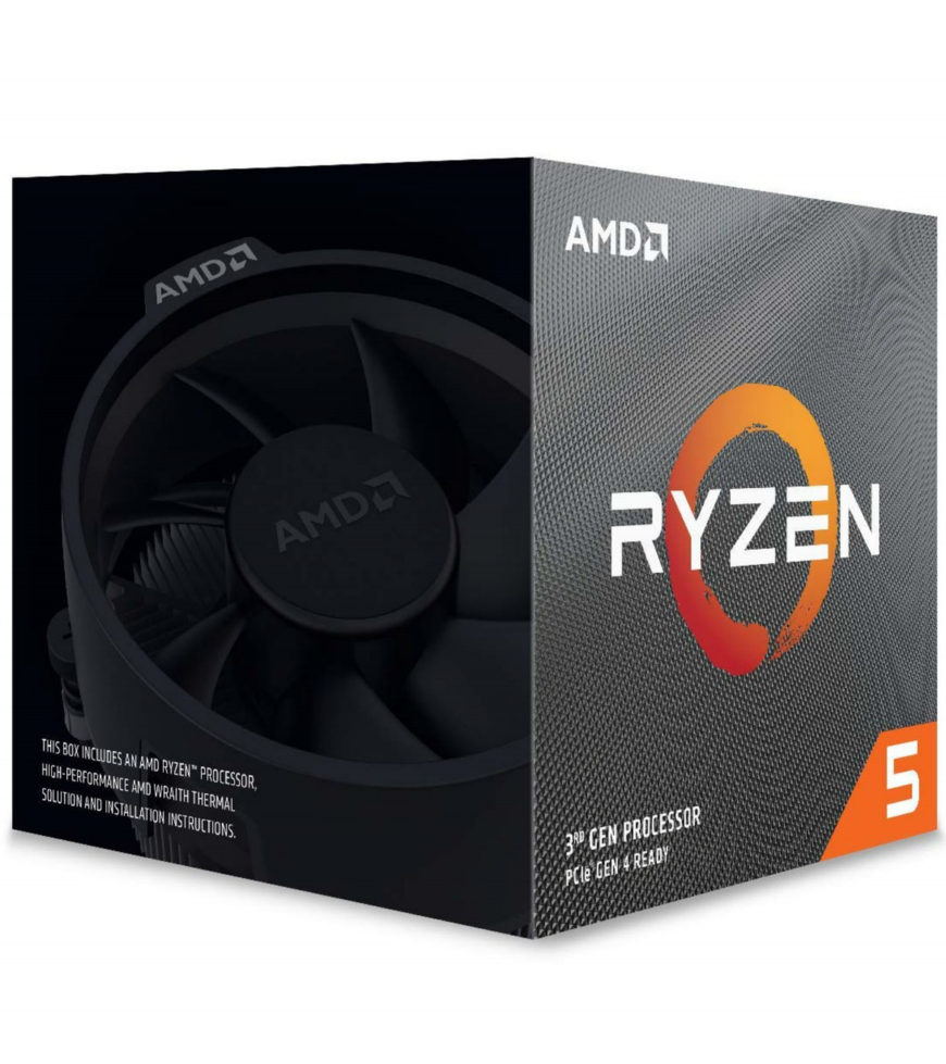 MINTICT - AMD Ryzen 5 3600X AM4 BOX