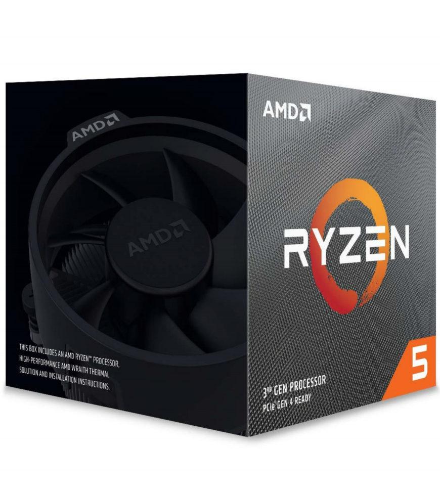 AMD Ryzen 5 3600X AM4 BOX