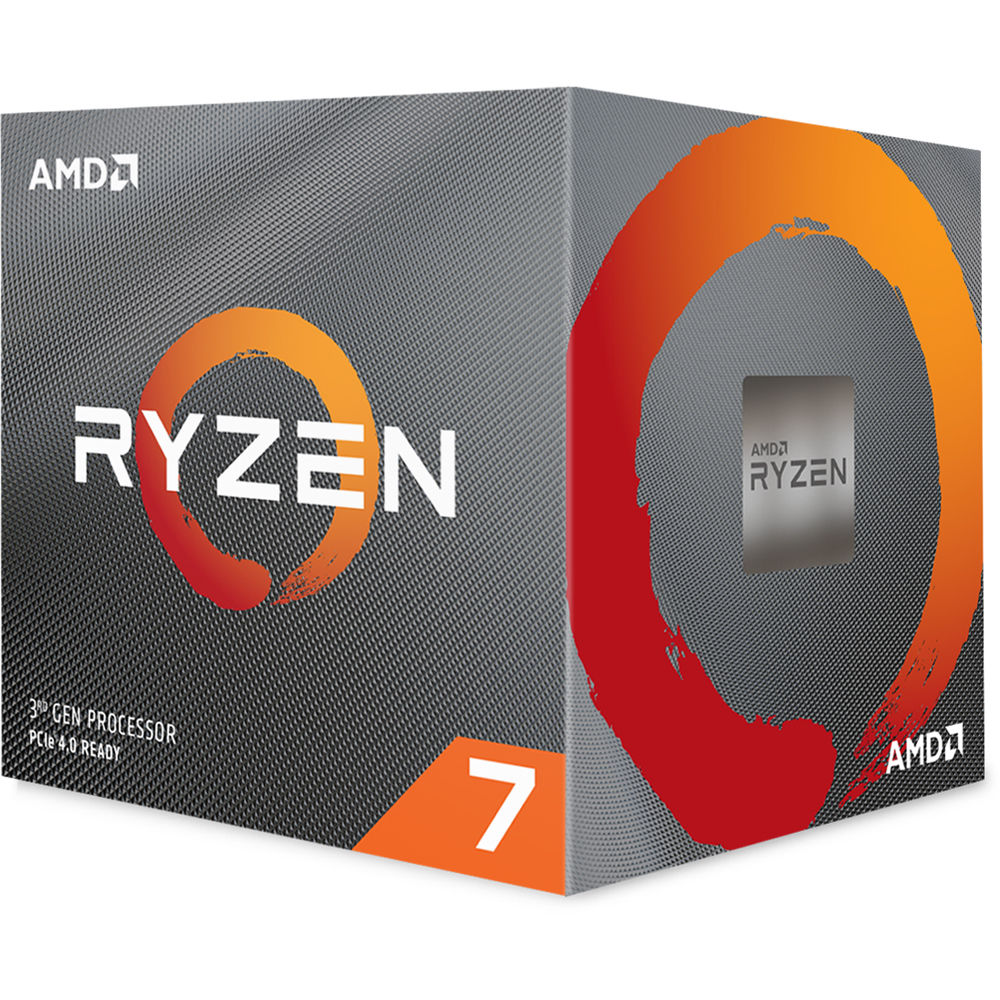AMD Ryzen 7 3800X AM4 BOX