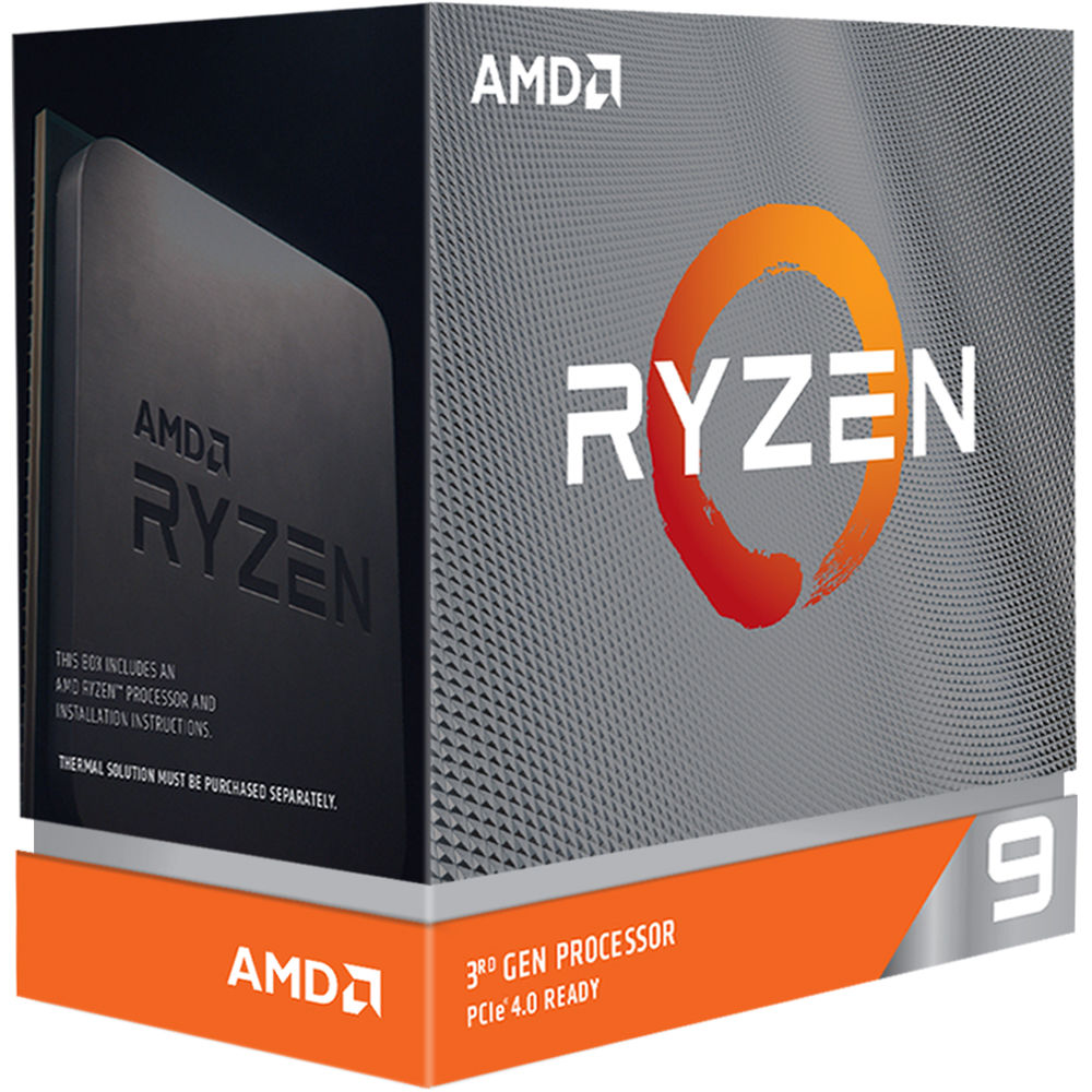 AMD Ryzen 9 3950X AM4 BOX