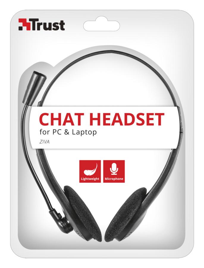 Ziva Chat Headset