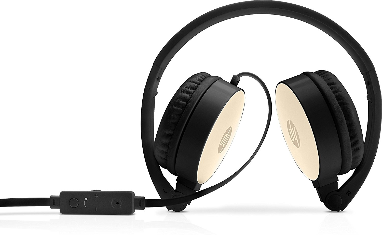 HP H2800 Black/Gold Headset