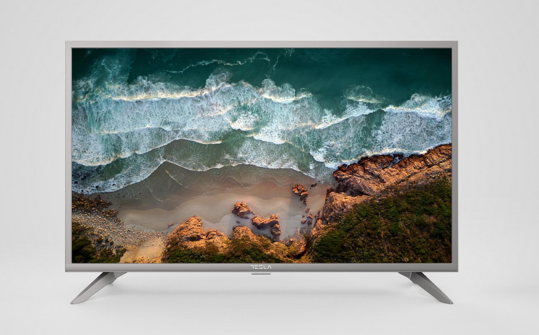 TESLA TV 32''T319 Smart Silver
