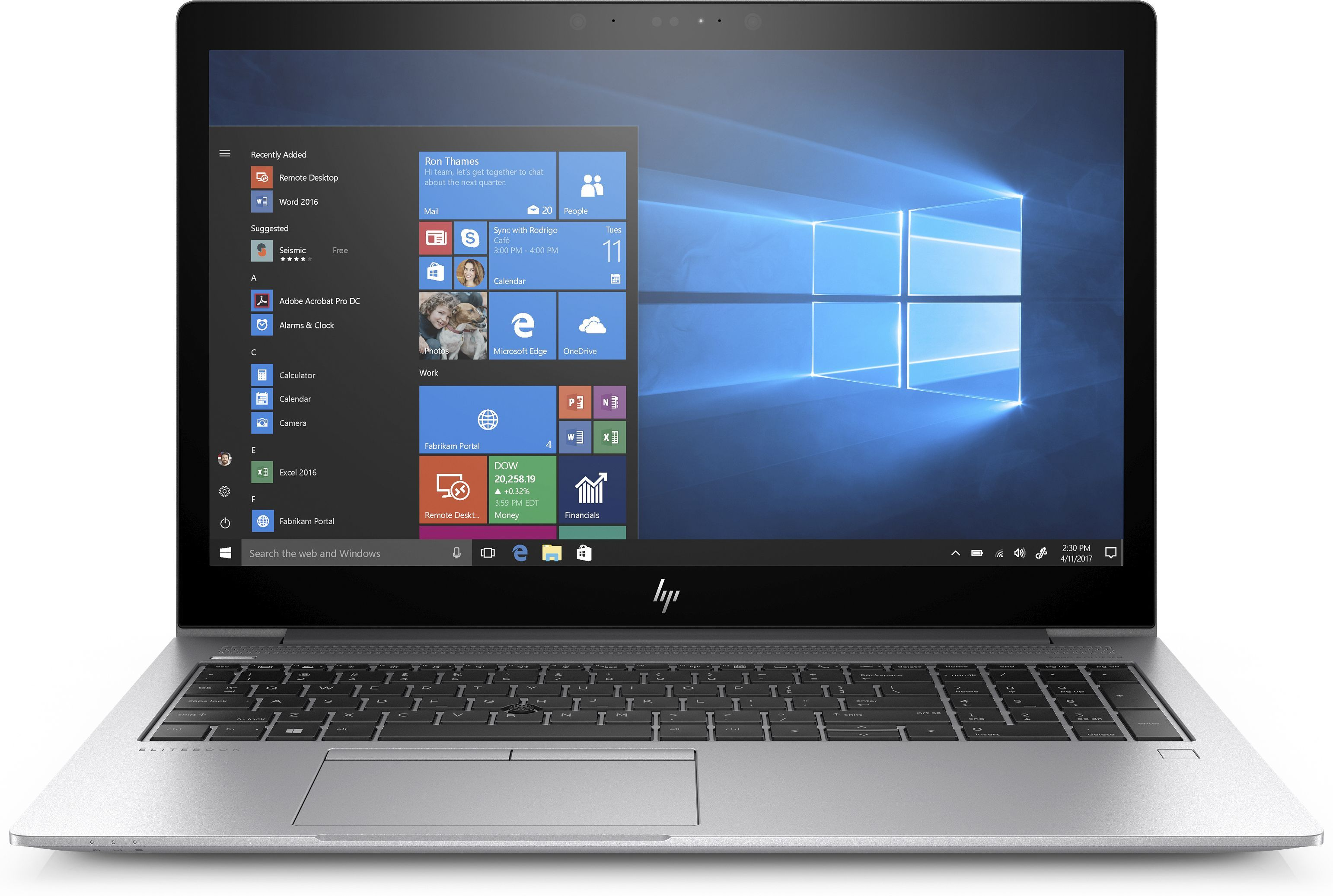HP EliteBook 850 G5 i5-8250U