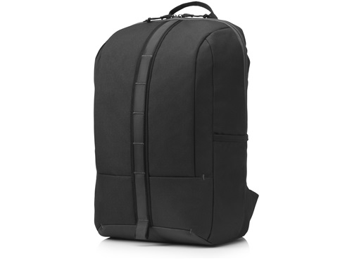 HP Commuter Black Backpack