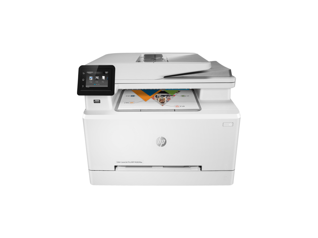 HP Color LaserJet MFP M283fdw