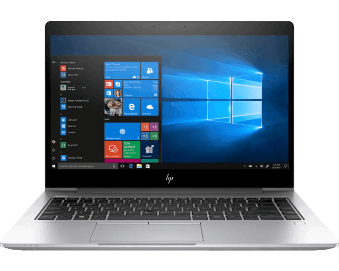 HP EliteBook 840 G6 i7-8565U