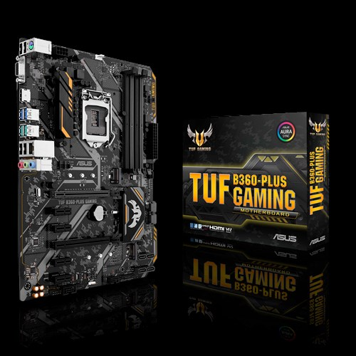 MINTICT - ASUS MB TUF B360-PLUS GAMING