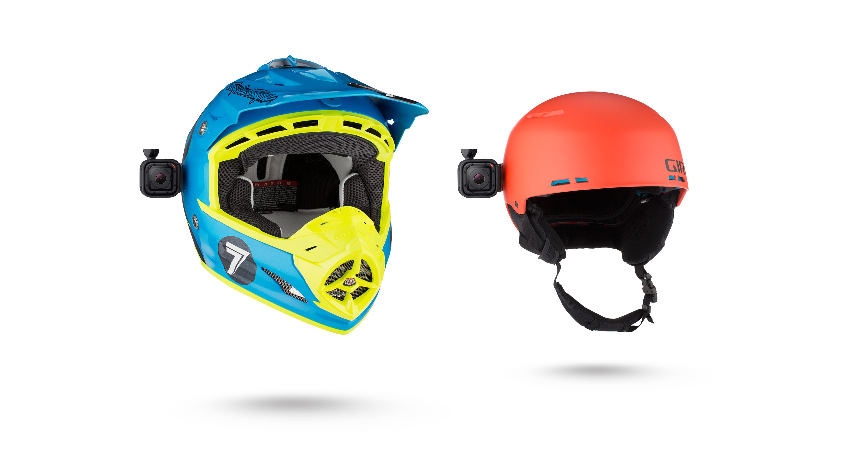 GoPro Helmet Swivel mount