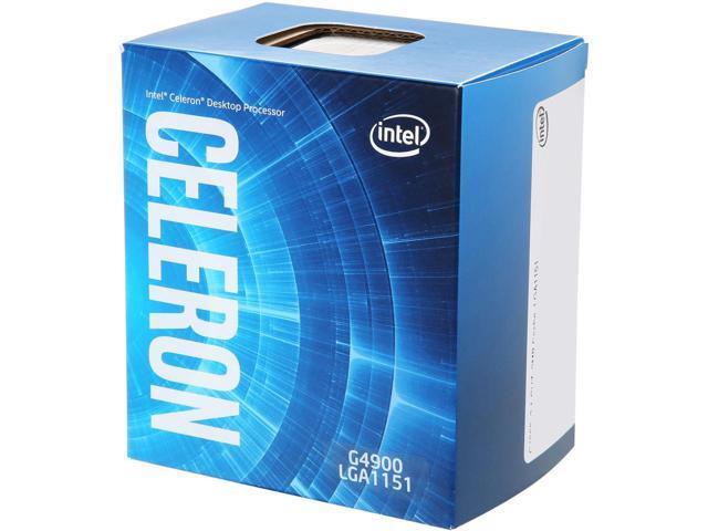 Intel Celeron Dual-Core G4900