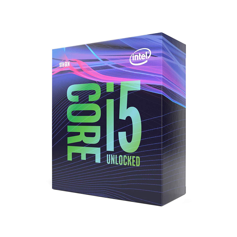 Intel Core i5-9600K Processor