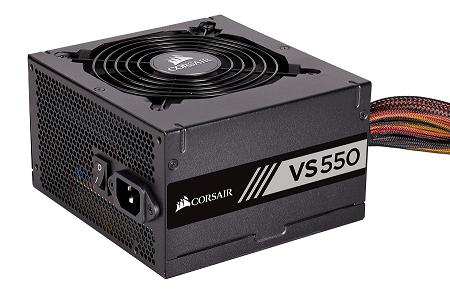 Corsair PSU VS550,80+,550W