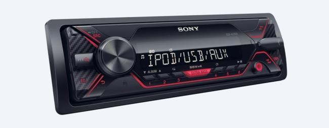 Sony auto prijemnik XA210 USB