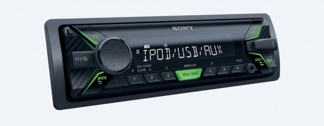 Sony auto prijemnik XA212 USB