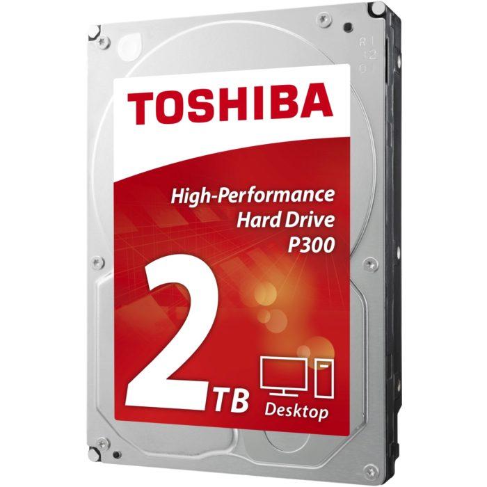 Toshiba HDD 2TB SATA3 64MB