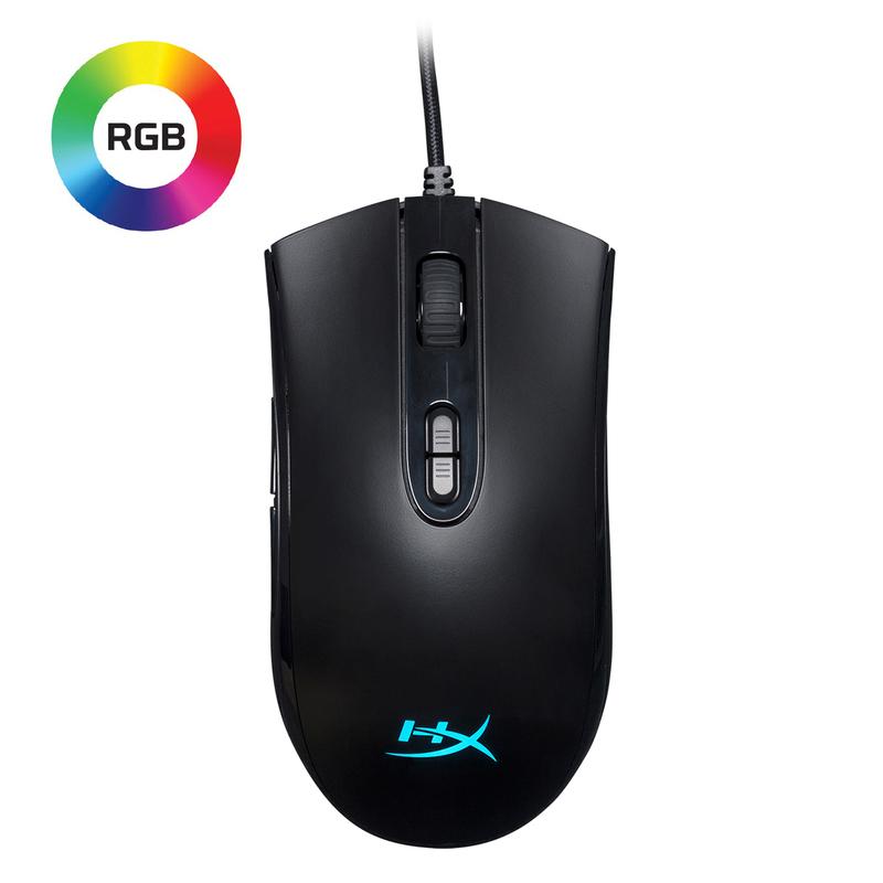 HyperX mouse Pulsefire Core