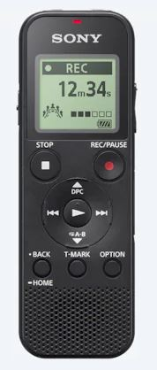 Sony diktafon PX370, 4GB, USB