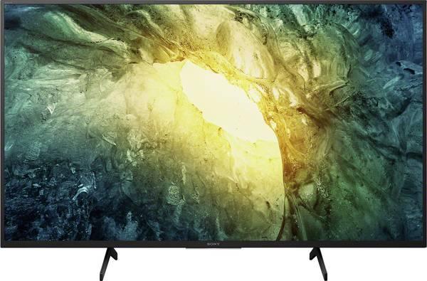 SONY 49'' X7055 4K SMART TV