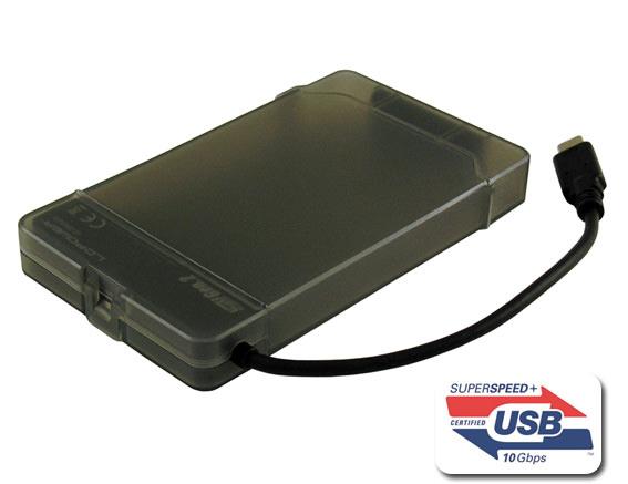 "LC-Power USB3.0 Enclosure 2.5"""