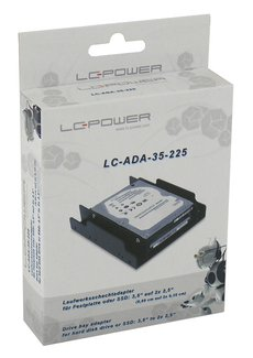 LC-Power HDD adapter