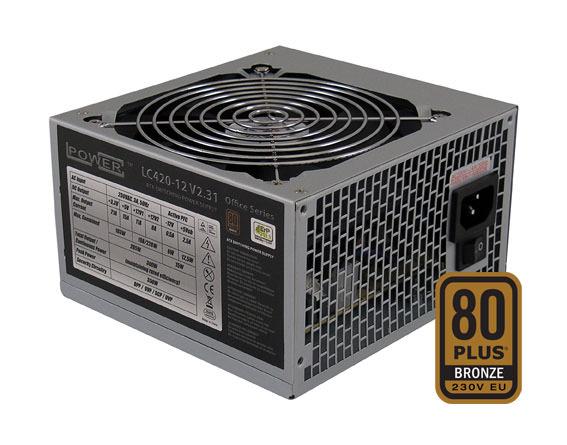 LC-Power PSU 400W SI Bulk