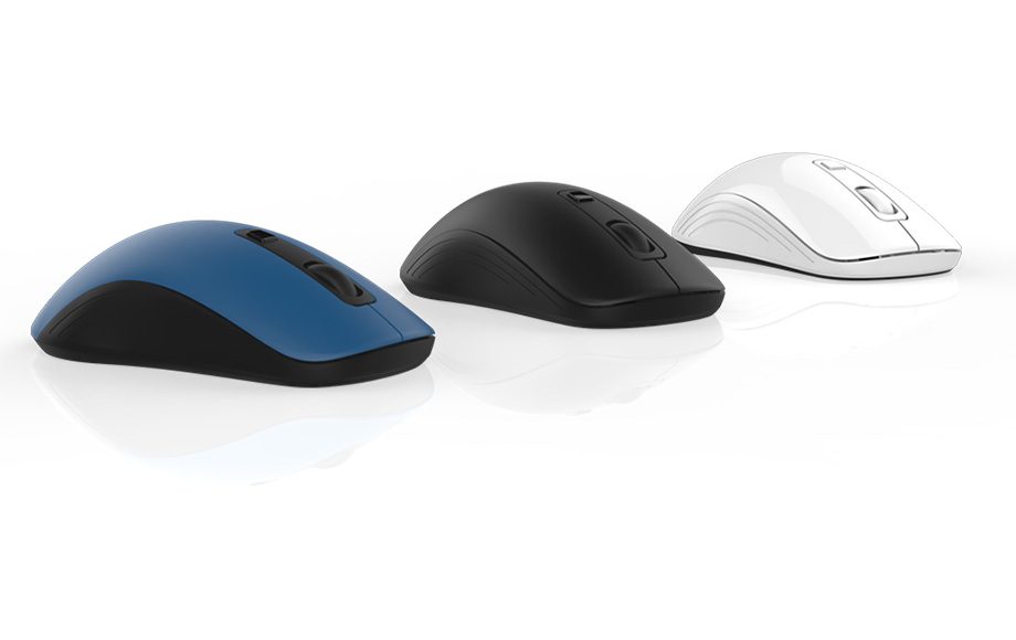 Click Wired optical mouse
