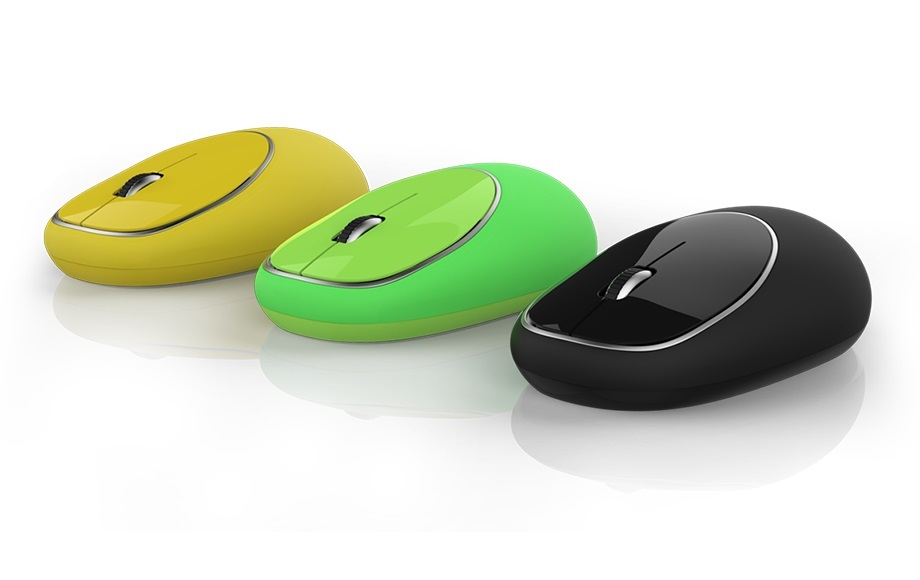 Click Wireless optical mouse