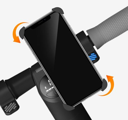 Segway Phone holder