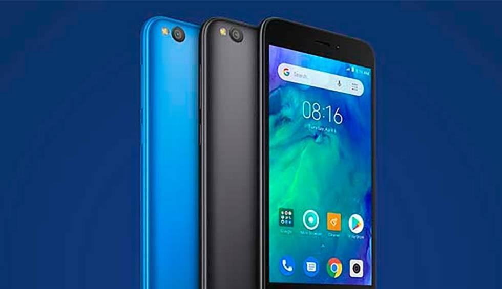 Xiaomi Redmi Go Black 16GB DS