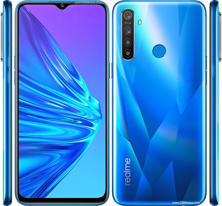 RealMe 5,4+128,Cristal Blue