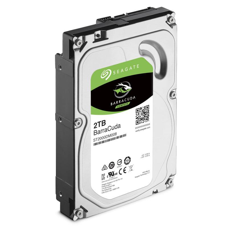 Seagate HDD 2TB SATA3 256MB