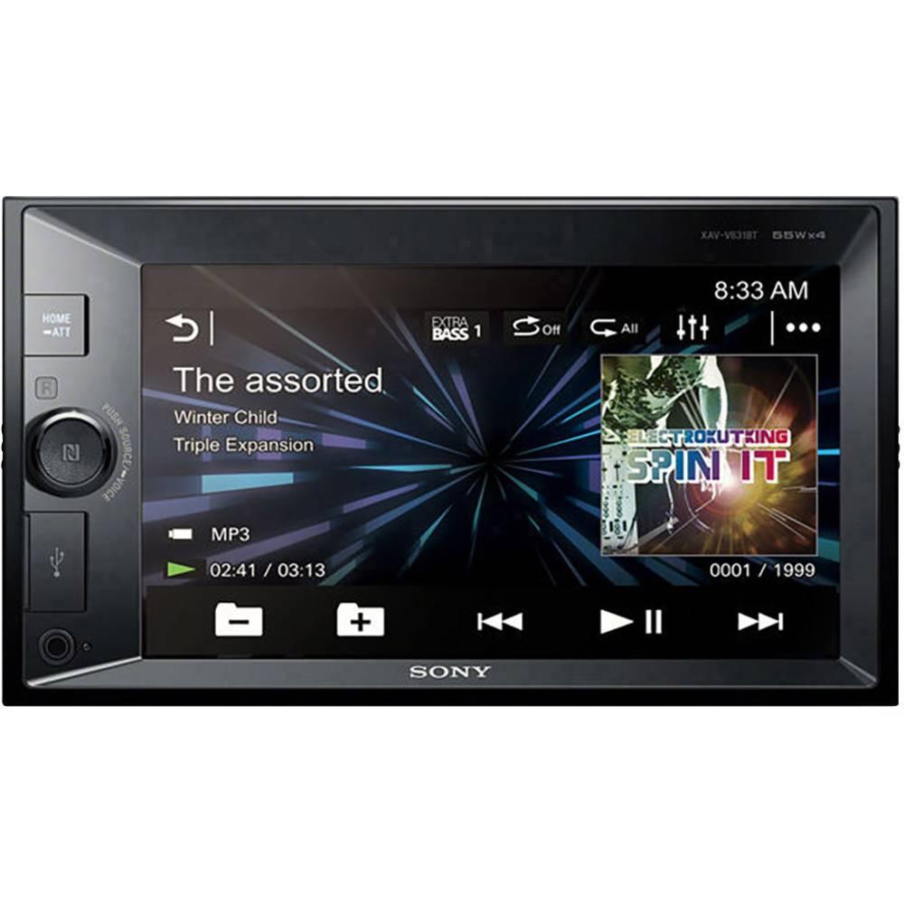 Sony LCD prijemnik za auto
