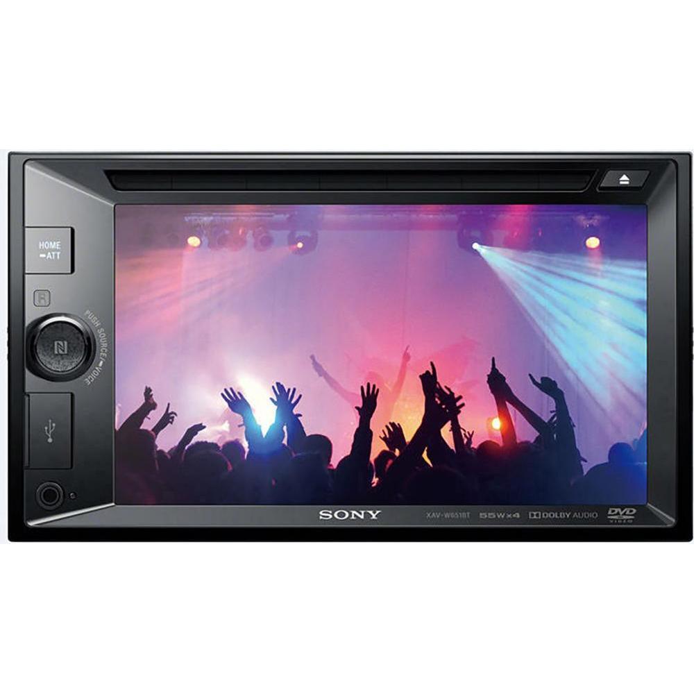 Sony auto DVD prijemnik