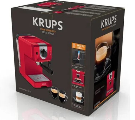 Krups Espresso aparat XP320530