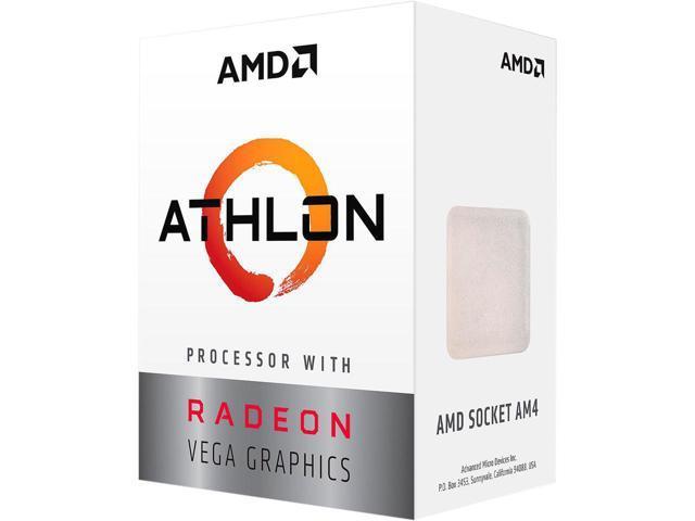 AMD Athlon 200GE BOX