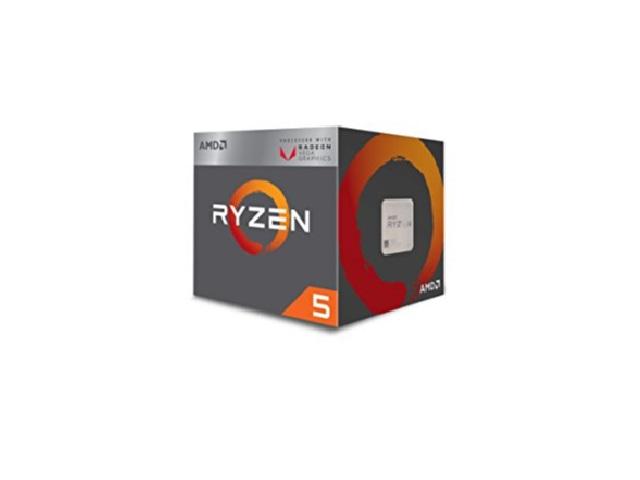 AMD Ryzen 5 2400G AM4 BOX