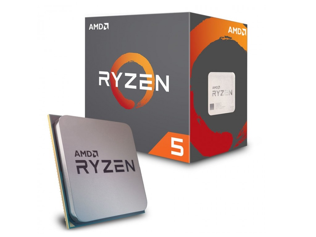AMD Ryzen 5 2600 AM4 BOX