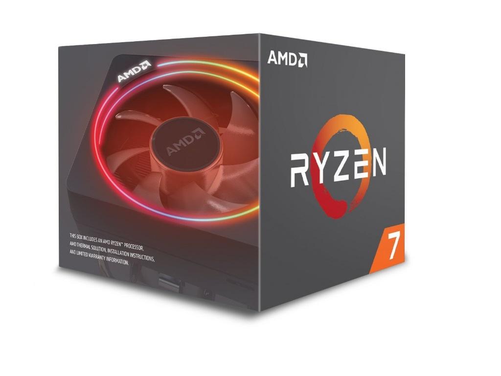 AMD Ryzen 7 2700X AM4 BOX