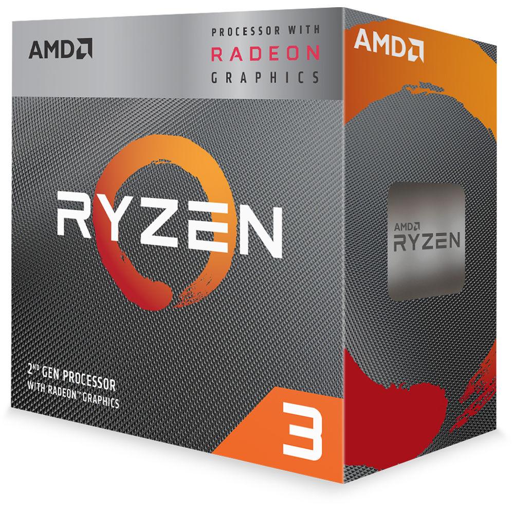 AMD Ryzen 3 3200G AM4 BOX